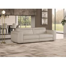 Coronelli Collezioni Icon - Modern Italian Leather Queen Size Sofa Bed
