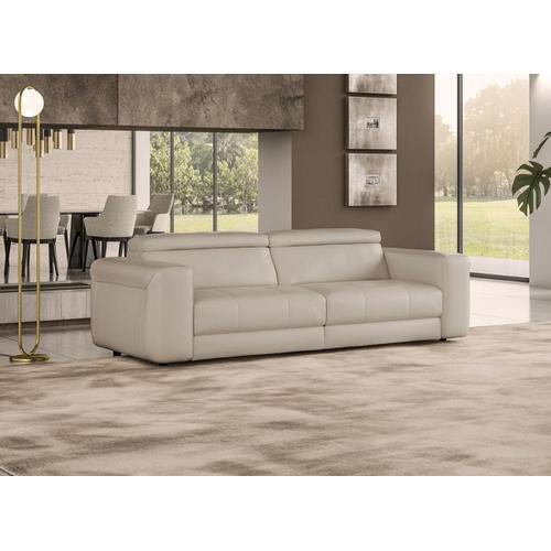 Coronelli Collezioni Icon - Modern Italian Leather Queen Size Sofa Bed