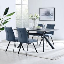 Product Image - Margot and Blue Rylee 5 Piece Modern Rectangular Dining Set