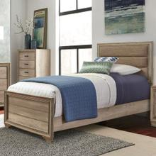 Full Uph Headboard & Footboard