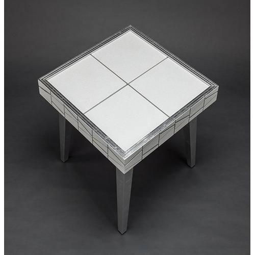 """Artmax - End Table 24x24x26"""""""
