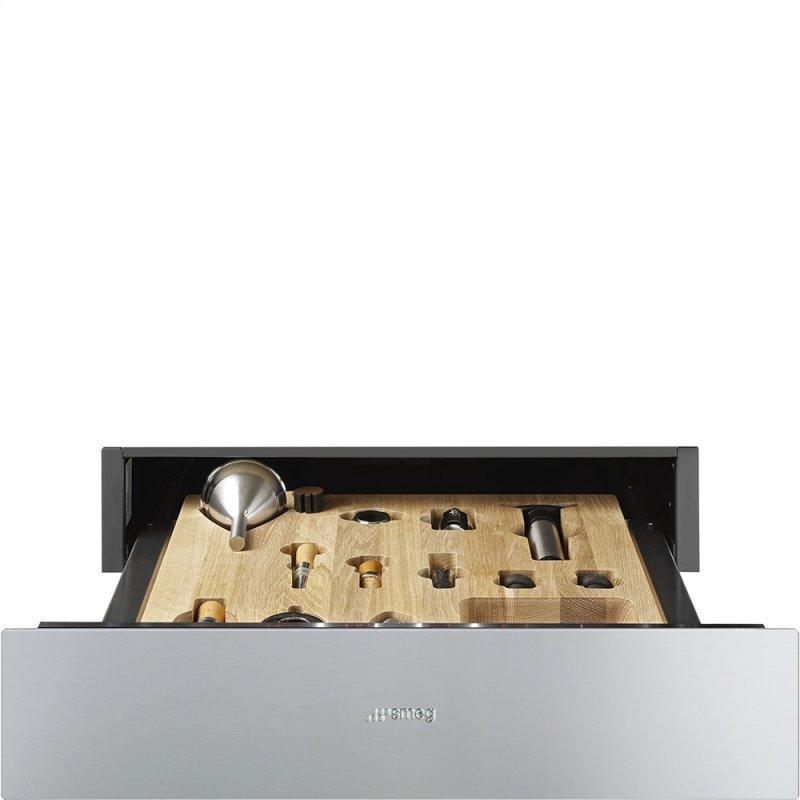 """24"""" Sommelier drawer"""