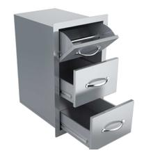 Classic Series Drawer and Paper Holder Combo