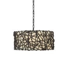 Timber and Tanning Pendant Light (1/CN)