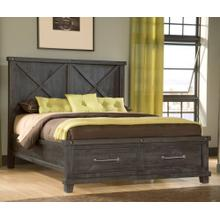 Yosemite Full Storage Bed