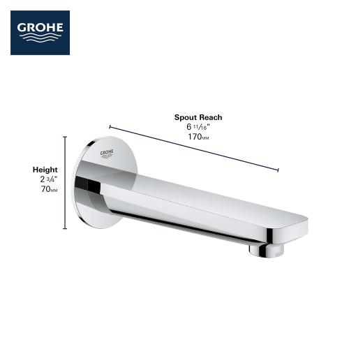 Grohe - Lineare Tub Spout