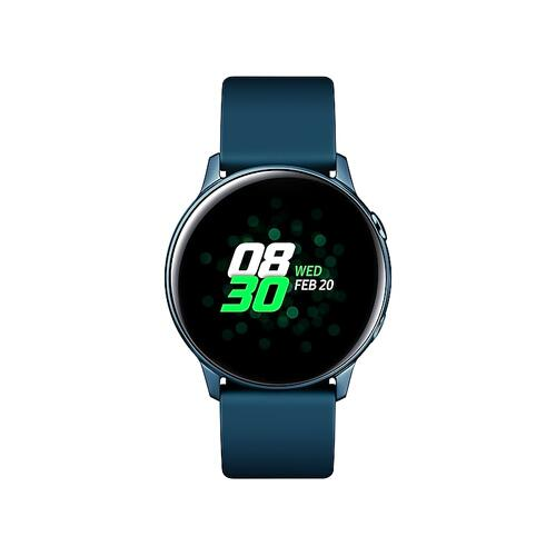 Galaxy Watch Active (40mm), Green (Bluetooth)