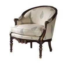 See Details - The India Silk bedroom Upholstered Chair