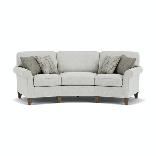 Flexsteel Home - Westside Conversation Sofa