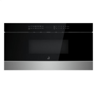 """30"""" NOIR™ Undercounter Microwave Oven with Drawer Design"""