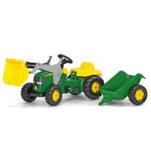 John Deere Tractor, W/trailer