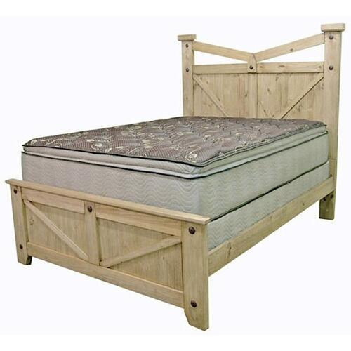 King Santa Fe Bed