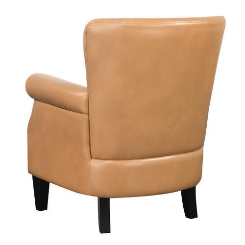 Oscar Chair & Ottoman Set, Chamois Tan U3538-05-03-05-2pc-k