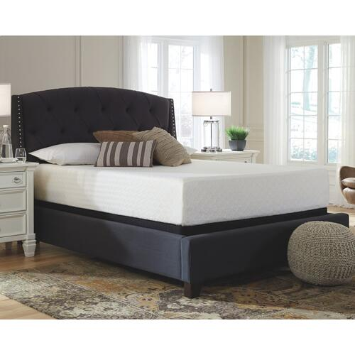 Chime 12 Inch Memory Foam Queen Mattress In A Box