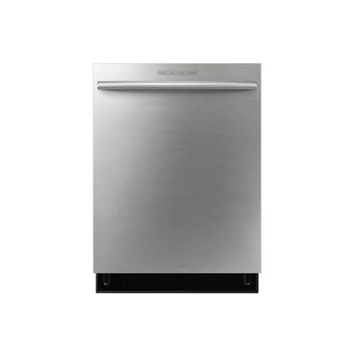 Samsung - Top Control Dishwasher with Stainless Steel Tub