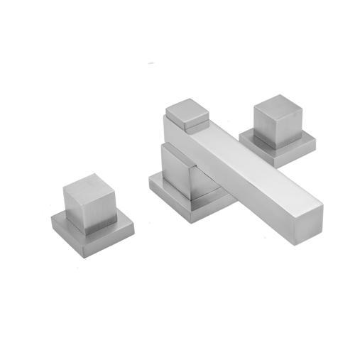 Antique Brass - CUBIX® Faucet with Cube Handles - 0.5 GPM