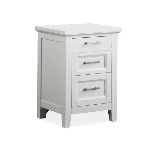 Accent Nightstand (no touch lighting control)