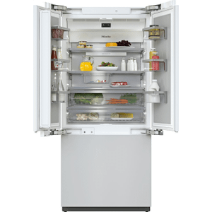 MieleKF 2982 Vi - MasterCool FrenchDoor For high-end design and technology on a large scale.