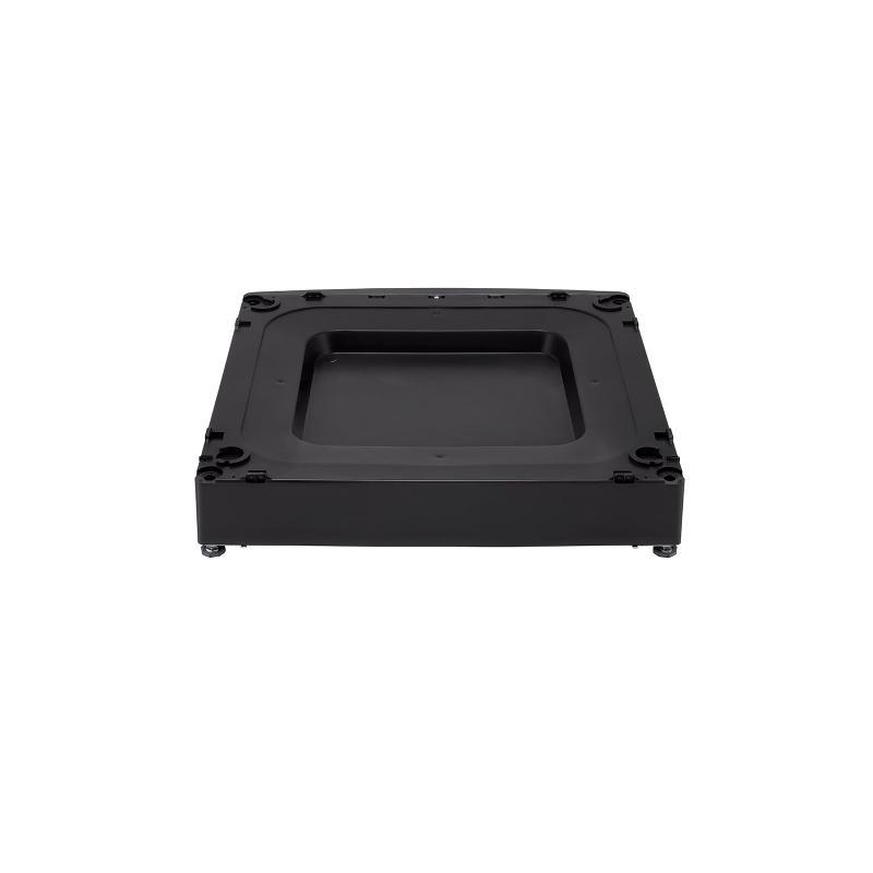 ADA Compliant Laundry Pedestal Riser - Black Steel