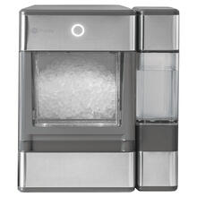 See Details - GE Profile Opal Nugget Ice Maker Stainless Steel - OPAL01GEPKT