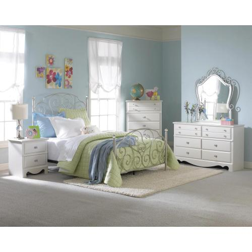 Complete Twin Bed