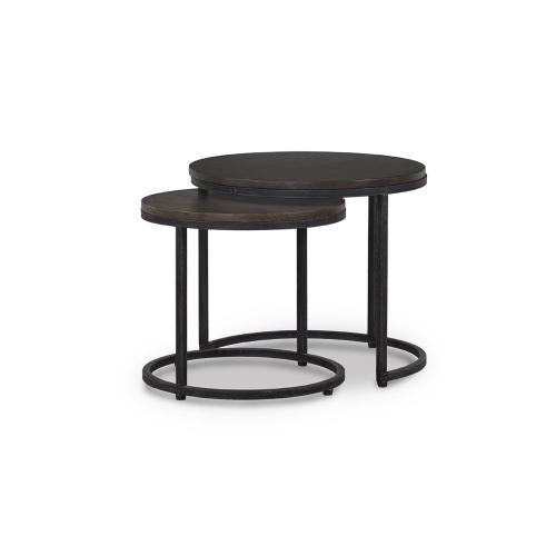Urban Round Nesting Tables