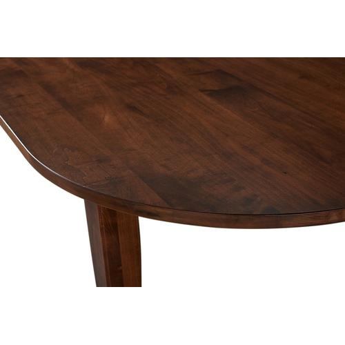 Bassett Furniture - Owens Maple Oval Dining Table