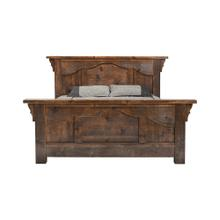 View Product - Woodland Park Bed - Queen Bed (complete)