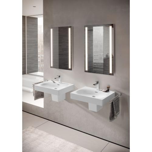 "Product Image - Eurocube Wall Mount 24"" Bathroom Sink, 3-hole"