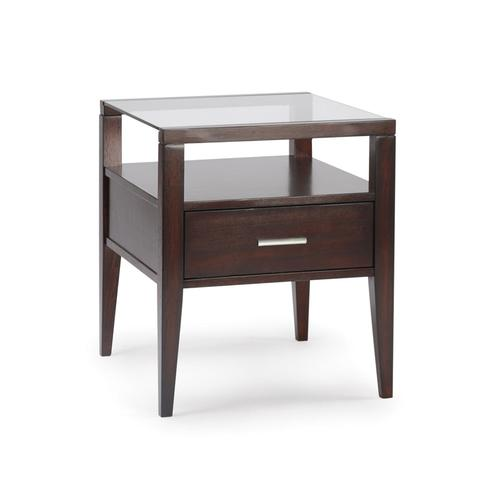 Magnussen Home - Rect End Table