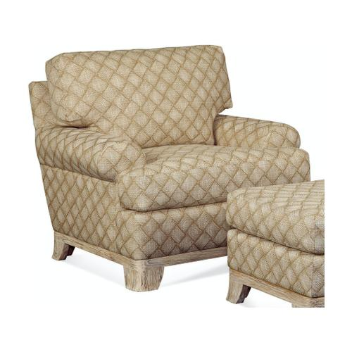 Cimarron Chair and Ottoman