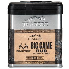 Traeger Realtree Big Game Rub