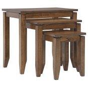 Brentmond Accent Table (set of 3)