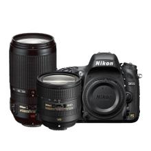 D610 Two Lens Kit