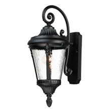 Sentry 1-Light Outdoor Wall Sconce