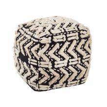 View Product - Mariel Cotton Pouf