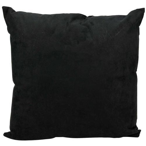 "Luminescence L1293 Black 18"" X 18"" Throw Pillow"