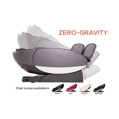 Human Touch - Novo XT2 Massage Chair - Espresso SofHyde