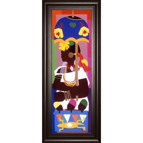 "Classy Art - ""Ashanti"" By Varnette Honeywood Framed Print Wall Art"