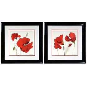 RED POPPINS 1 & 2 (SET)