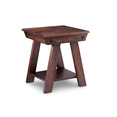Handstone - Algoma End Table