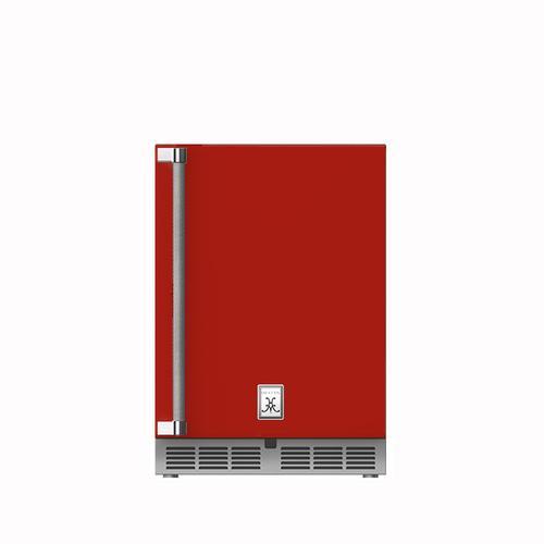 """Hestan - 24"""" Hestan Undercounter Refrigerator (Solid Door) - GRSR Series - Matador"""