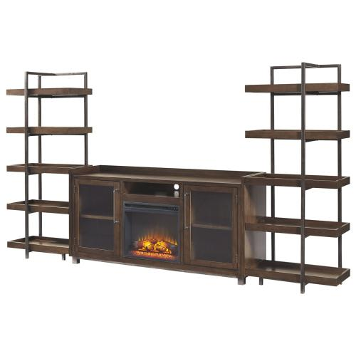 Product Image - Starmore 3-piece Entertainment Center With Electric Fireplace