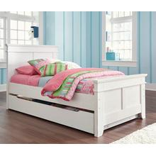 Iseydona Trundle Under Bed Storage