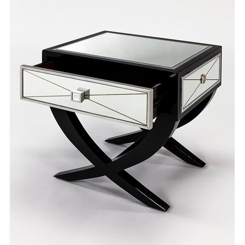 """Artmax - End Table 22x19.5x24"""""""
