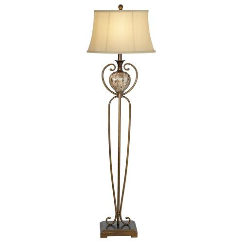 Colonial Riviere Floor Lamp