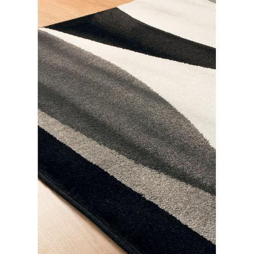 Platinum 3597 Grey Black 3 x 5