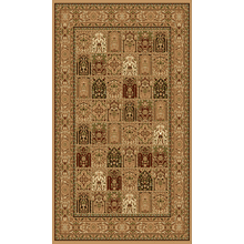 "Persian Design 1 Million Point Heatset Monalisa A Area Rugs by Rug Factory Plus - 2' x 3"" / Beige"