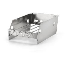 See Details - Side Burner Windshield - Large with Skewer Rack