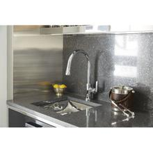 See Details - Pull-Down Kitchen Faucet - Chrome